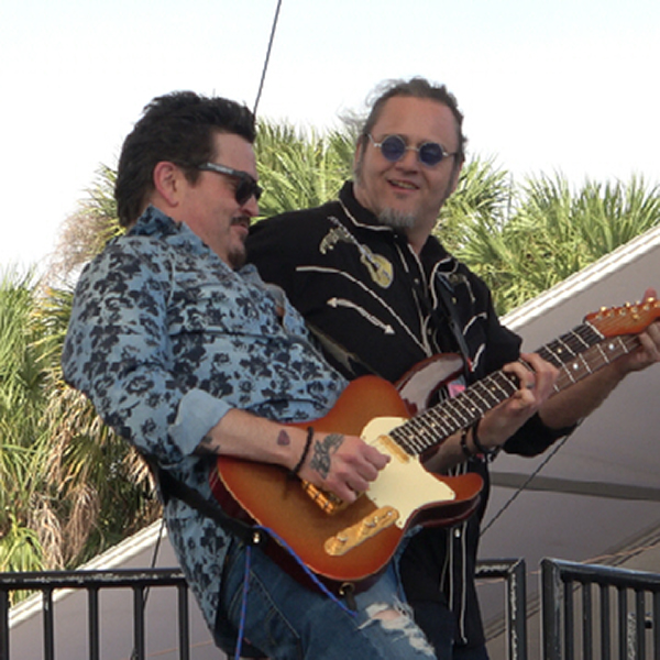 "Mike Zito – ""Make Blues Not War – Fortunate Son"" – Tampa Bay Blues Fest – 2019-04-14"