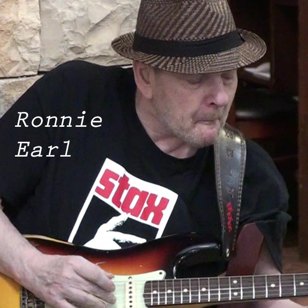 Ronnie Earl & Chris (Kid) Royal – 'Inn Between' Goodwill Blues Show(pt1) – 2019-06-14
