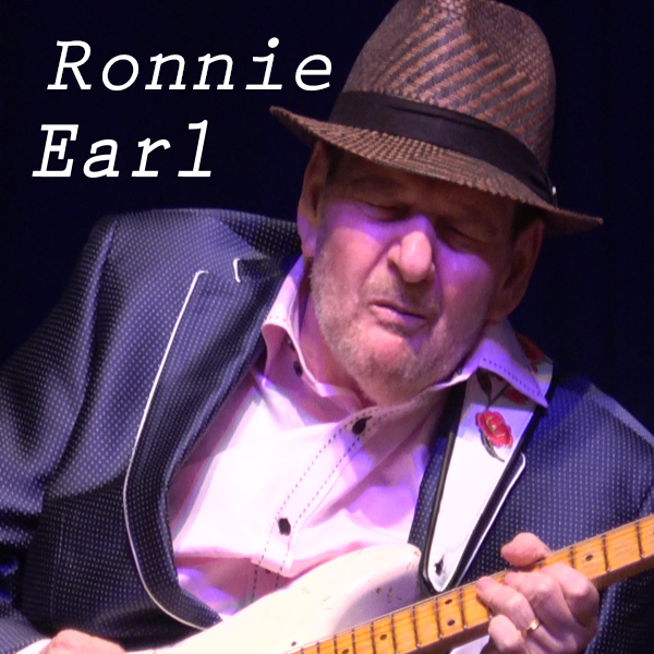 Ronnie Earl & Sue Foley – 'Inn Between' Goodwill Blues Show (pt-2) – 2019-06-14