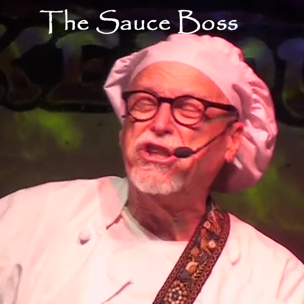 """A Hundred Times A Day"" – The Sauce Boss / Bill Wharton"