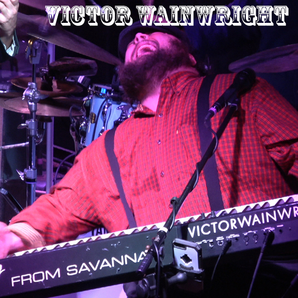 "Victor Wainwright & The Train – ""Wiltshire Grave"" – 2017-11-03"