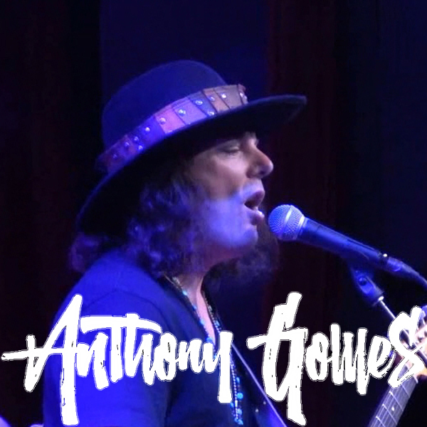 "Anthony Gomes – ""Bluebird / Come Down"" – 2019-05-29"