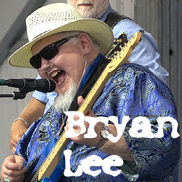 "Bryan Lee – ""The Things I Used To Do"" – 2019-05-02 NOLA Jazzfest"